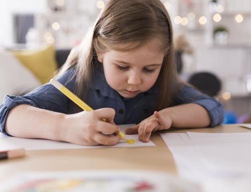 Nem rajzol a gyerkőc!